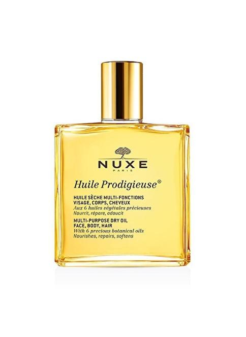 Nuxe Nuxe Huile Prodigieuse Çok Amaçlı Kuru Yağ 100 ml Renksiz